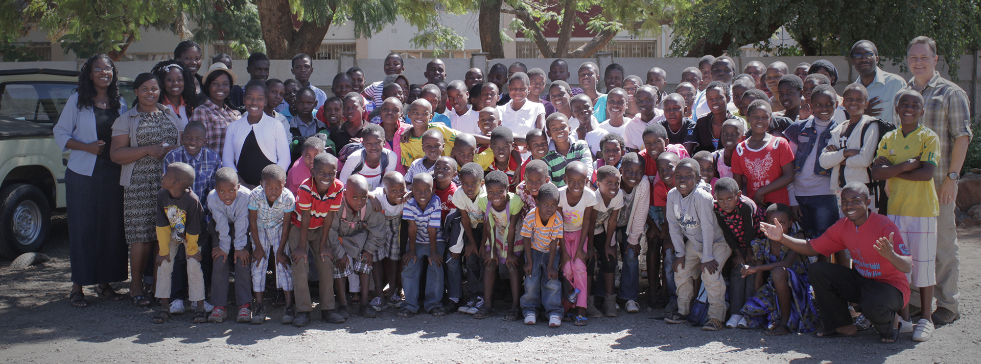 Hello!   From all of us in Bulawayo
