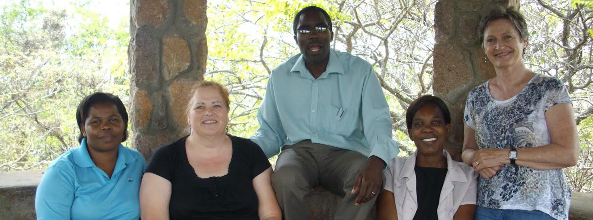 Our Staff in Bulawayo